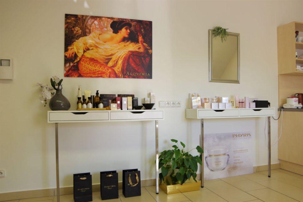 Kosmetický salon Vesna kosmetické přípravky