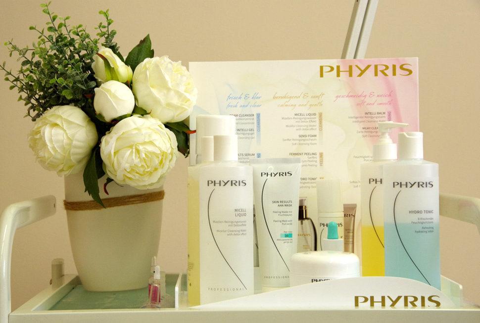 Kosmetický salon Vesna přípravky Phyris